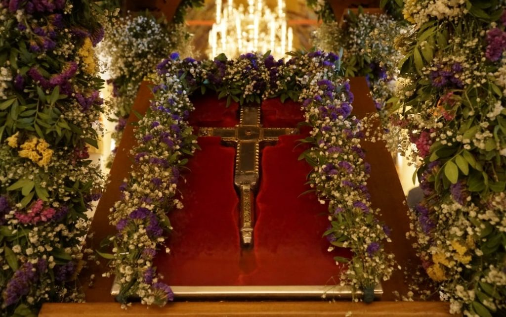 Ιερά Αγρυπνία στον Ιερό Ναό Αγίων Κωνσταντίνου και Ελένης Τρικάλων