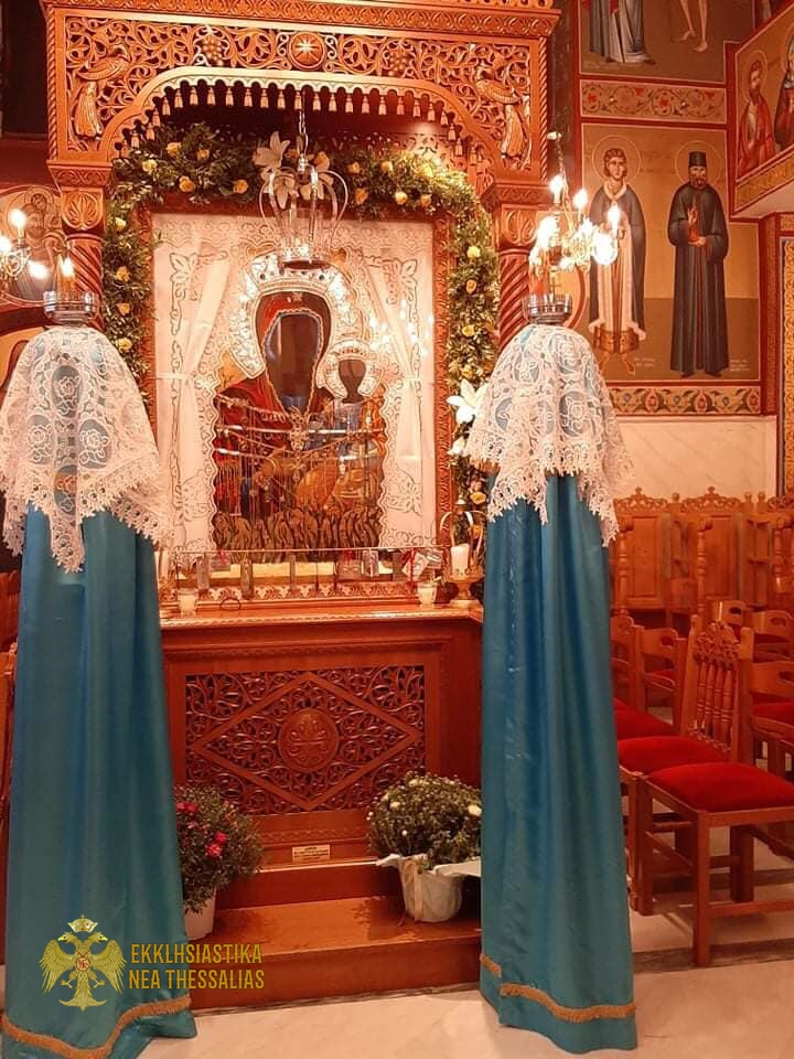 70678578 1372086482944186 297321765355388928 n - Η γιορτή της Παναγίας Μυρτυδιώτισσας στον Τύρναβο
