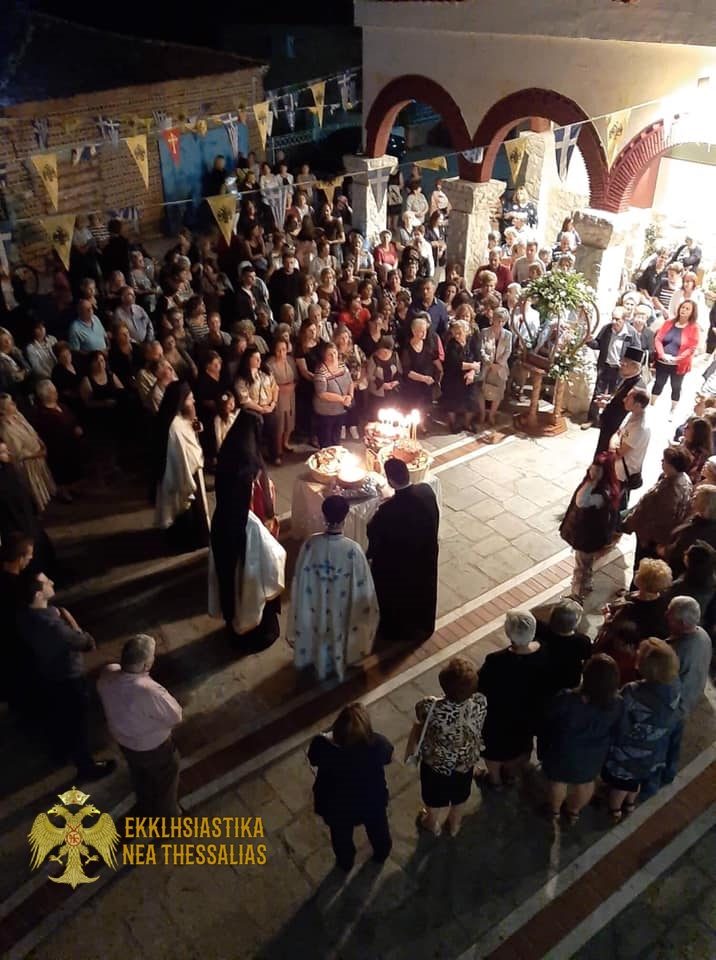 70783289 1372086202944214 2133800324576575488 n - Η γιορτή της Παναγίας Μυρτυδιώτισσας στον Τύρναβο