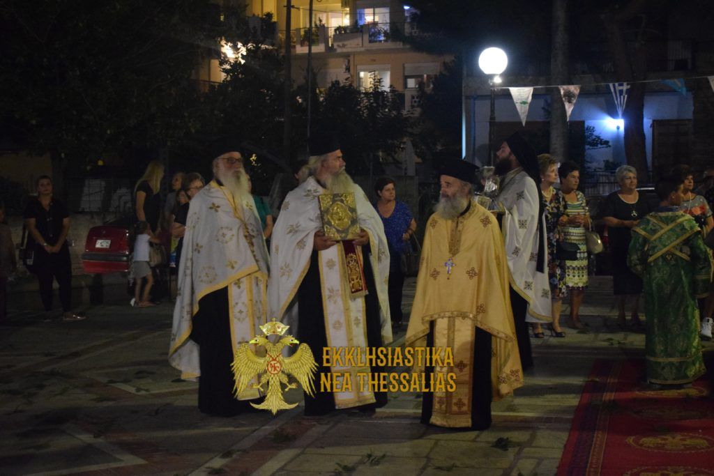 DSC 0230 1024x683 - Στον Τύρναβο Τιμήθηκε το Γενέσιον της Θεοτόκου