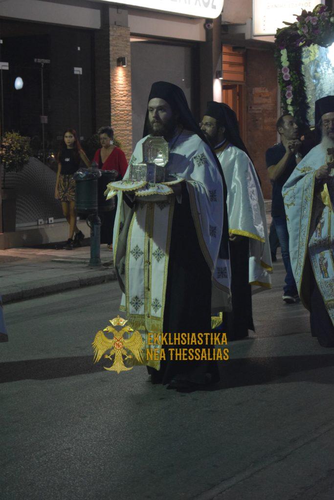 DSC 0237 683x1024 - Στον Τύρναβο Τιμήθηκε το Γενέσιον της Θεοτόκου