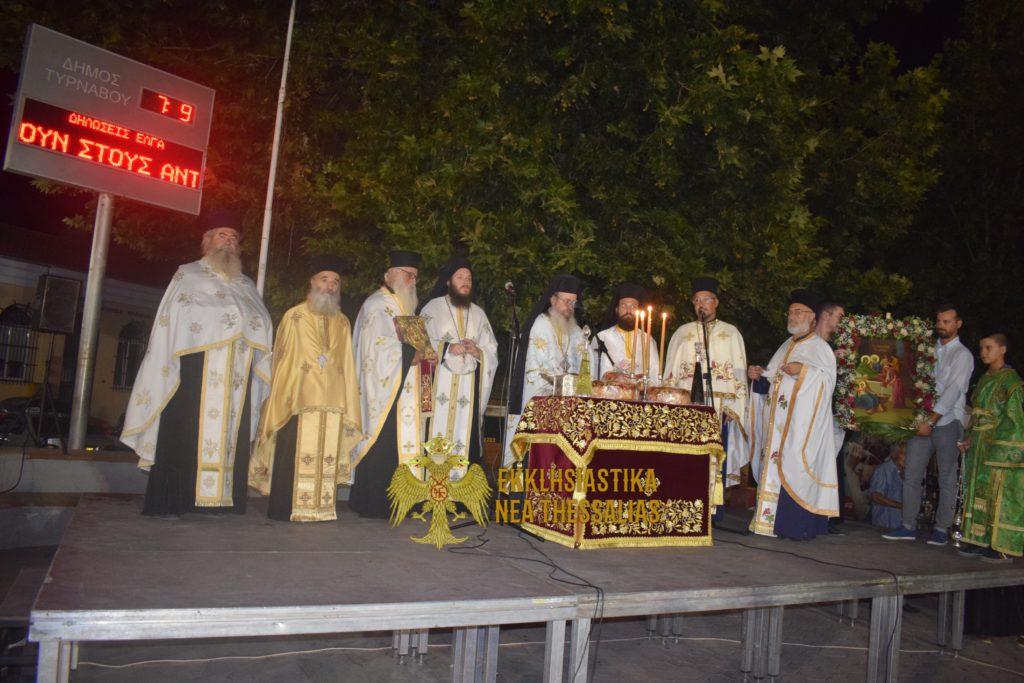 DSC 0244 1 1024x683 - Στον Τύρναβο Τιμήθηκε το Γενέσιον της Θεοτόκου