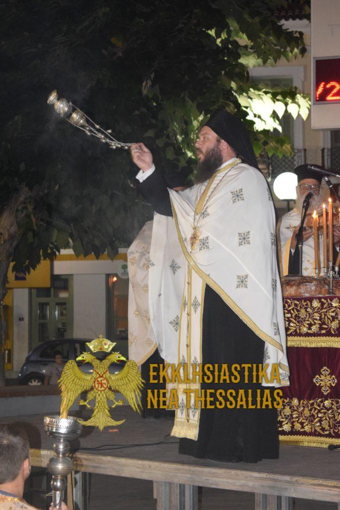 DSC 0259 683x1024 - Στον Τύρναβο Τιμήθηκε το Γενέσιον της Θεοτόκου