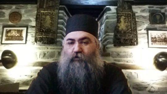 Καθηγουμένου Βαρθολομαίου: «Ο Σταυρός»