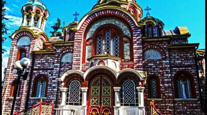 Πρόσκληση Εγκαινίων Του Ιερού Παρεκκλησίου Του Αγίου Αντωνίου Στο Ομώνυμο Πάρκο