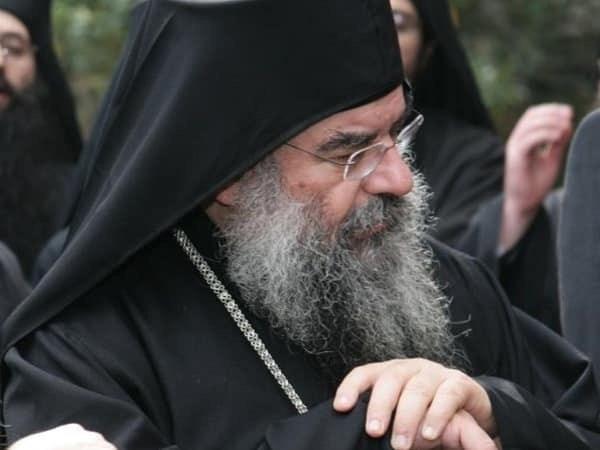 Ο Μητροπολίτης Λεμεσού Αθανάσιος για τον Σταυρό
