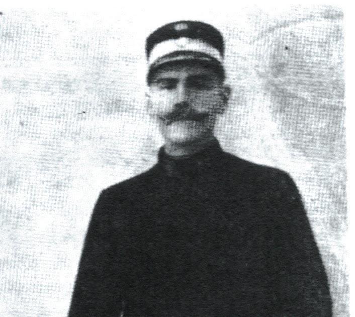Αντισυνταγματάρχης Δημήτριος Σβορώνος Πριν 107 χρόνια (15-10-1912) έπεσε ενδόξως για την απελευθέρωση  Κατερίνης