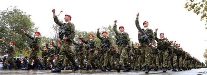 Σε απευθείας μετάδοση από την Θεσσαλονίκη η Στρατιωτική Παρέλαση