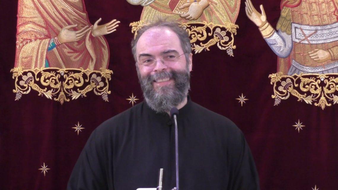 π. Ανδρέας Κονάνος Χριστέ μου, φώτισέ με και άλλαξέ με