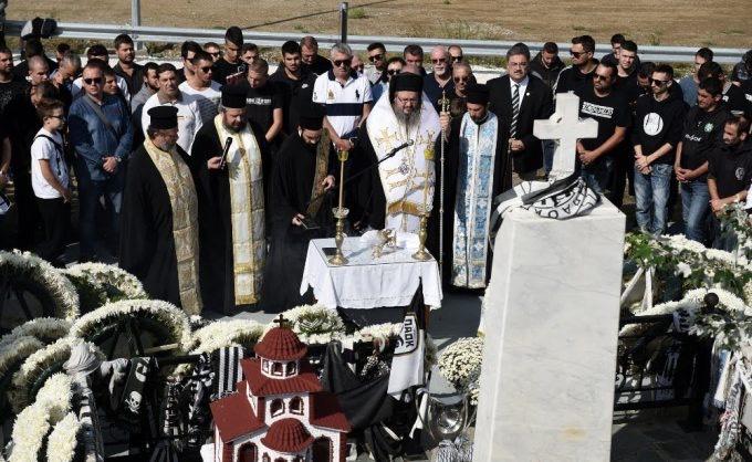 Λαρίσης Ιερώνυμος: Πραγματικά, στεναχωριέμαι πάρα πολύ όταν κάνουμε κηδείες και μνημόσυνα για τόσο μικρούς ηλικιακά ανθρώπους