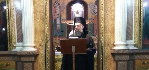 Ξεκίνησε τα εσπερινά κήρυγμα Ο Μητροπολίτη Θεσσαλιώτιδος   κ. Τιμόθεος με θέμα: «ΕΚΚΛΗΣΙΑ, ΣΩΜΑ ΧΡΙΣΤΟΥ»