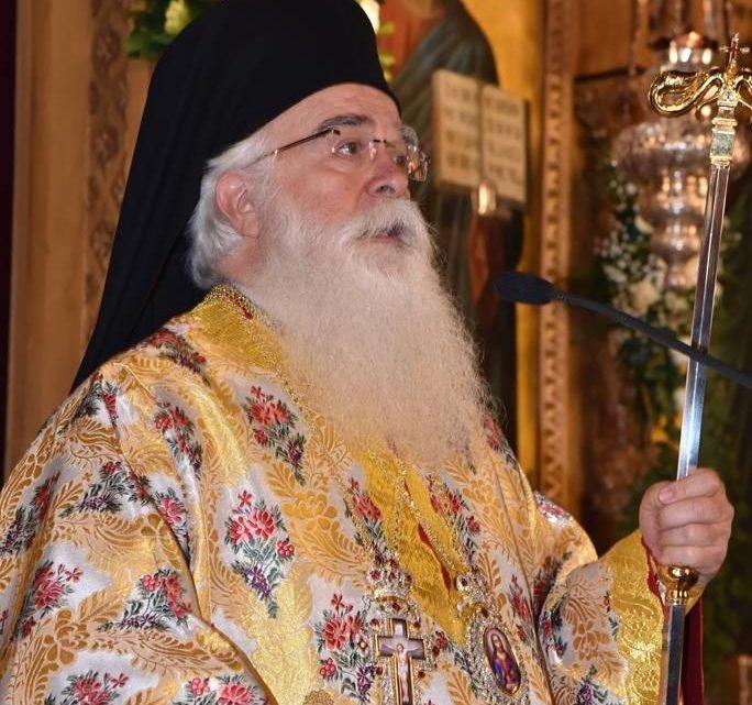 ΟΜΙΛΙΑ Σεβ. Δημητριάδος κ.Ιγνατίου στην ενθρονιστήρια 1η Θεία Λειτουργία νέου Μητροπολίτου Φθιώτιδος κ. Συμεών (+video)