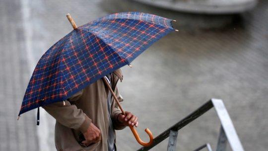 Άστατος ο καιρός για αύριο  Παρασκευή (29/11) – Σε ποιες περιοχές θα βρέξει