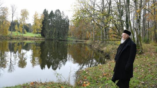 Ο Πράσινος Πατριάρχης σε… πράσινο περίπατο στο Βέλγιο
