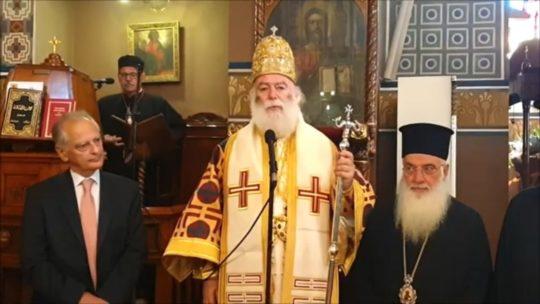 Το Πατριαρχείο Αλεξανδρείας αναγνώρισε τον Κιέβου Επιφάνιο