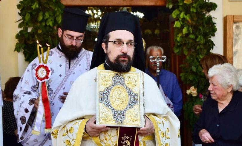 Ο Αρχιμανδρίτης Δαμασκηνός Λιονάκης Εξελέγη  Βοηθός Επίσκοπος