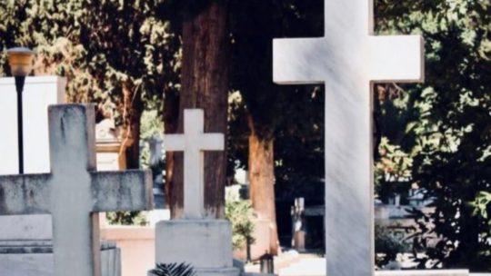 Δύο Νεκροταφεία στην Φθιώτιδα Λεηλάτησαν τα μνήματα