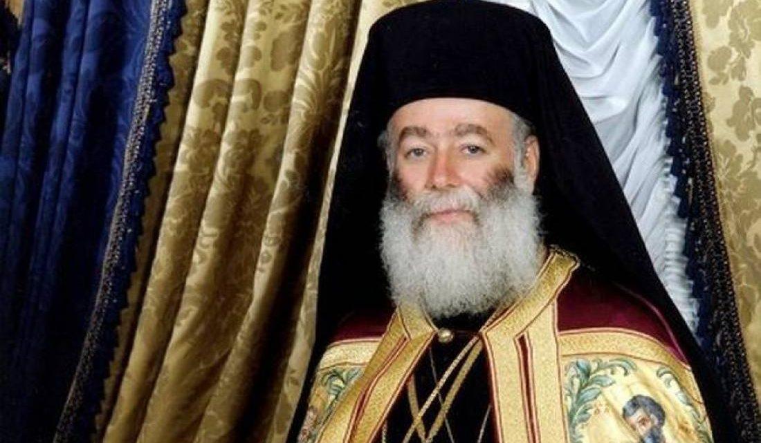Απαγορεύουν στον Πατριάρχη Αλεξανδρείας Θεόδωρο να μνημονεύσει τον Κιέβου Επιφάνιο στην Κύπρο