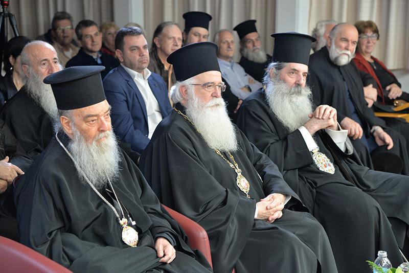« Ένας παπάς, ένας πατέρας, ένας ταπεινός ηγέτης», ο αείμνηστος π.Μαρίνος Γεωργακόπουλος