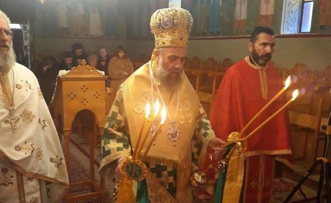 Εορτή του Αγίου Σπυρίδωνος στην Ι.Μ. Θεσσαλιώτιδος