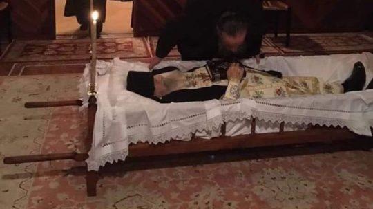 Κοιμήθηκε ο Γέροντας Εφραίμ στην Αριζόνα