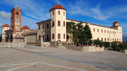 Τα Τίμια Δώρα των Μάγων στην Ιερά Μονή Γοργοεπηκόου Μάνδρας Αττικής