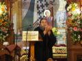O Πρωτοπρεσβυτέρος π. Ευάγγελος Παπανικολάου, ομίλησε στον Ι.Ν. Αγίου Ελευθερίου Αχαρνών