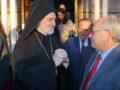 Ο Αρχιεπίσκοπος Αμερικής τελετάρχης στην παρέλαση Βοστώνης