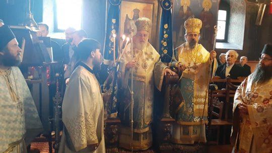 Το ετήσιο μνημόσυνο του Μητροπολίτου πρ. Καρπενησίου Νικολάου
