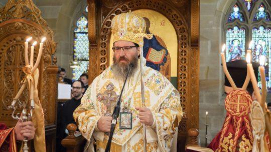 Χειροτονία του Επισκόπου  Κυανέων κ. Ελπιδίου