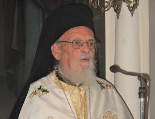 Πέθανε ο π. Αθανάσιος Βαμβίνης
