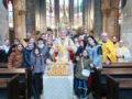 Ποιμαντική επίσκεψη του Μητροπολίτη Γαλλίας στη Βορειοανατολική Γαλλία