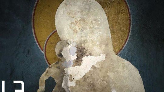 Θεσσαλονίκη: Εικόνες καταστροφής από το παρεκκλήσι στην Παναγία Δεξιά