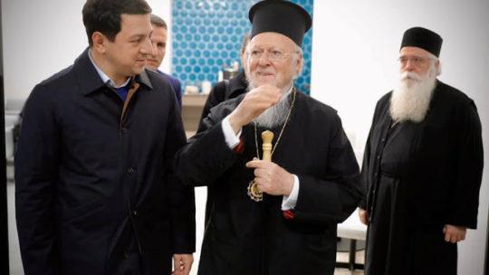 Το χρονικό της Πατριαρχικής επίσκεψης στο Αμπού Ντάμπι