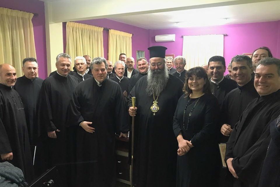 Λυρικό ταξίδι γνωριμίας με τον Πέτρο τον Πελοποννήσιο, τον μέγα μουσικοδιδάσκαλο στα «Φώτια 2020» της Ιεράς Μητροπόλεως Κίτρους