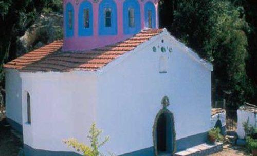 Αναστηλώνονται οι ναοί των Μονών Παναγίας Εικονιστρίας και Παναγίας Κεχριάς Σκιάθου