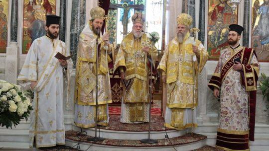 Τίμησαν  τον αείμνηστο Γλυφάδας Παύλο στο ετήσιο Μνημόσυνο