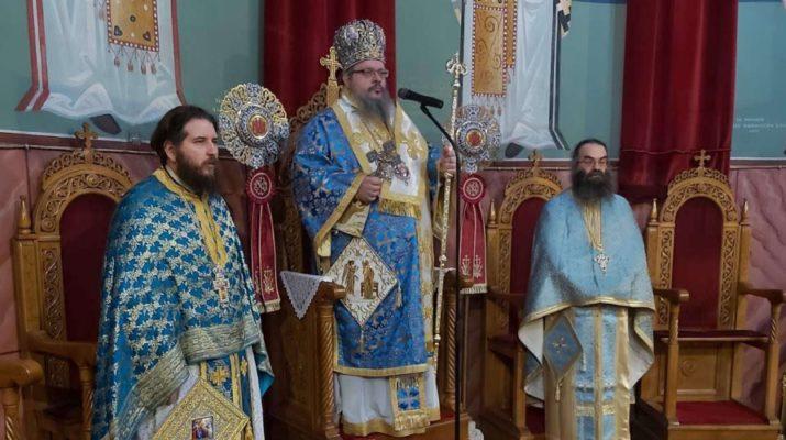Η Εορτή του Ευαγγελισμού της Υπεραγίας Θεοτόκου στην Ι.Μ. Λαρίσης & Τυρνάβου