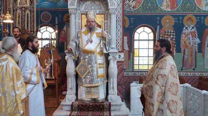 Δ΄ Κυριακή Των Νηστείων Στον Άγιο Αχίλλιο Λάρισας