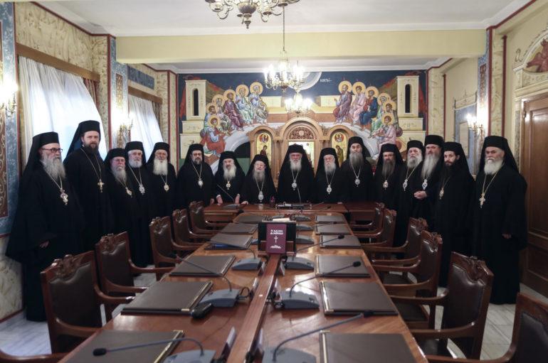 Εκκλησία της Ελλάδος-Χωρίς μεγάφωνα οι ναοί – Πώς θα γίνει η περιφορά του Επιταφίου