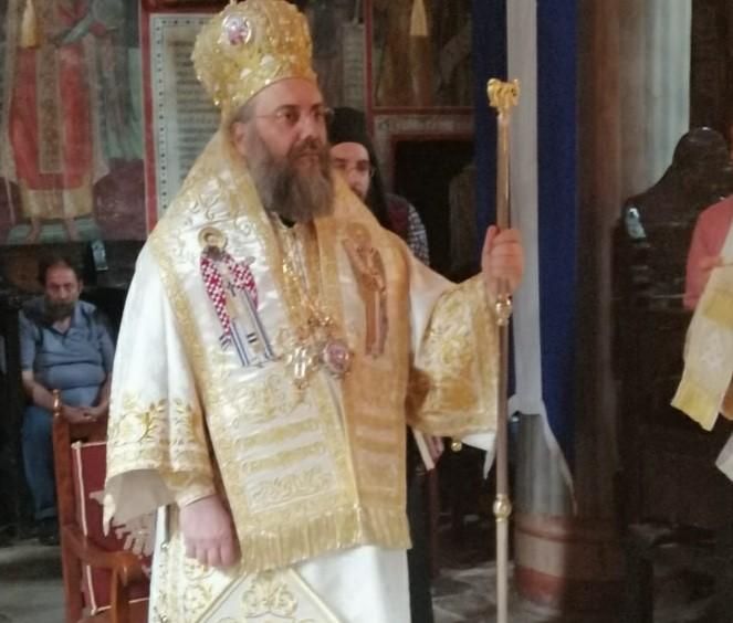 Η Κυριακή της Σαμαρείτιδος στην Ιερά Μονή Δουσίκου