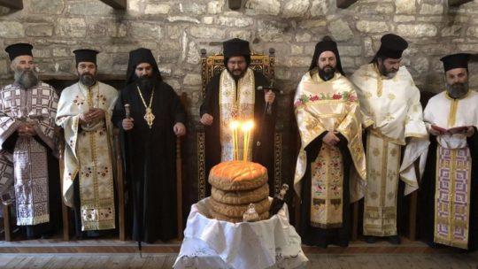 Πανηγύρισε η ιστορική Ιερά Μονή Παναγίας «Πελεκητής» Καρύτσας Δολόπων
