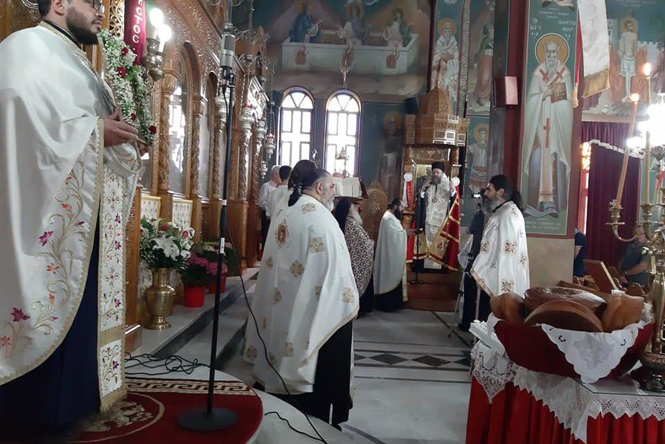 Λαμπρός εορτασμός του Αγίου Νικολάου εκ Μετσόβου στα Τρίκαλα
