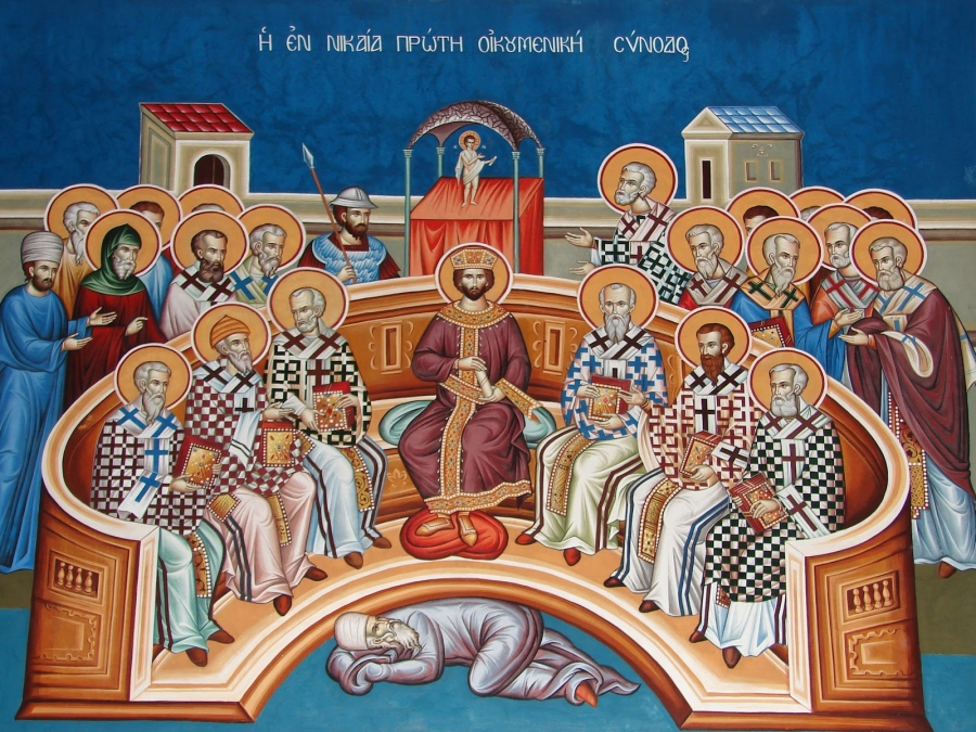 Ευαγγέλιο Κυριακής των Αγίων Πατέρων