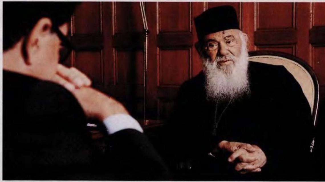 Αρχιεπίσκοπος Ιερώνυμος«Δεν σκέφτομαι την παραίτηση Βλέπω θετικά το όριο ηλικίας για τους Μητροπολίτες»