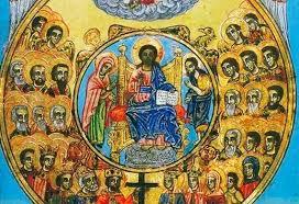 Ευαγγέλιο Κυριακής των Αγίων Πάντων