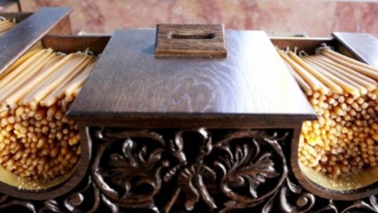 Ιερόσυλοι διέρρηξαν εκκλησίες σε Μαγνησία και Μεσολόγγι
