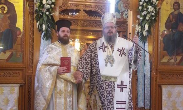 Νέος Πρεσβύτερος στην Ι.Μ. Λαρίσης και Τυρνάβου