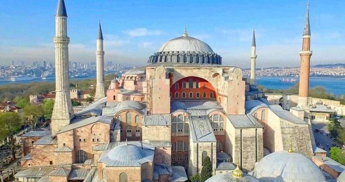 ΕΚΤΑΚΤΟ: «Ναι» από το ΣτΕ της Τουρκίας – Μετατρέπεται σε Τζαμί η Αγιά Σοφιά