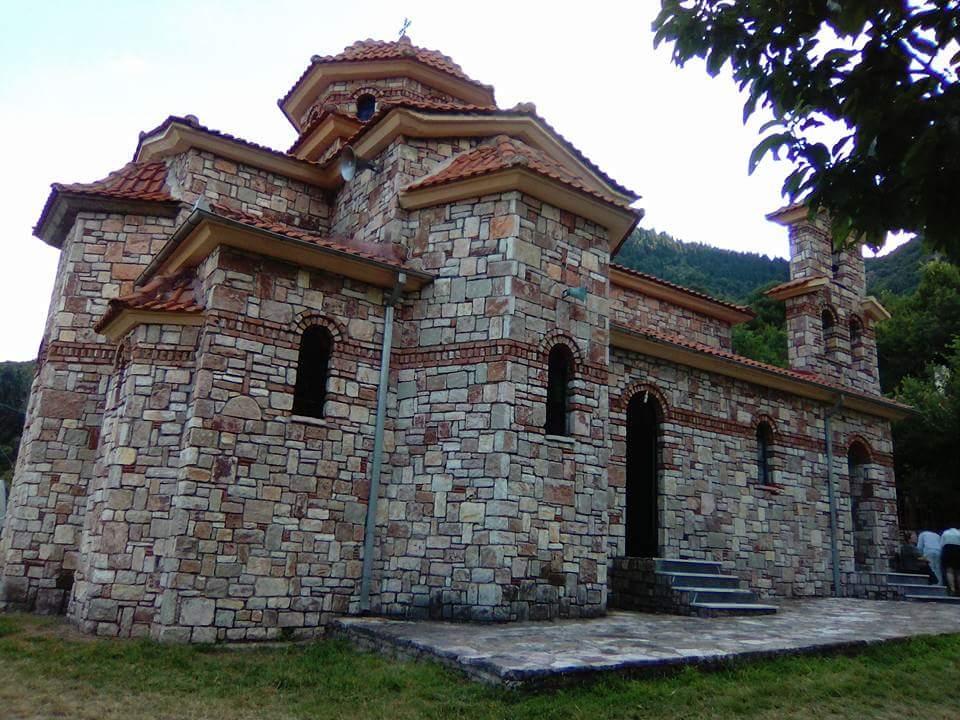 Πανήγυρις Ιεράς Μονής Αγίου Προκοπίου Πύλης